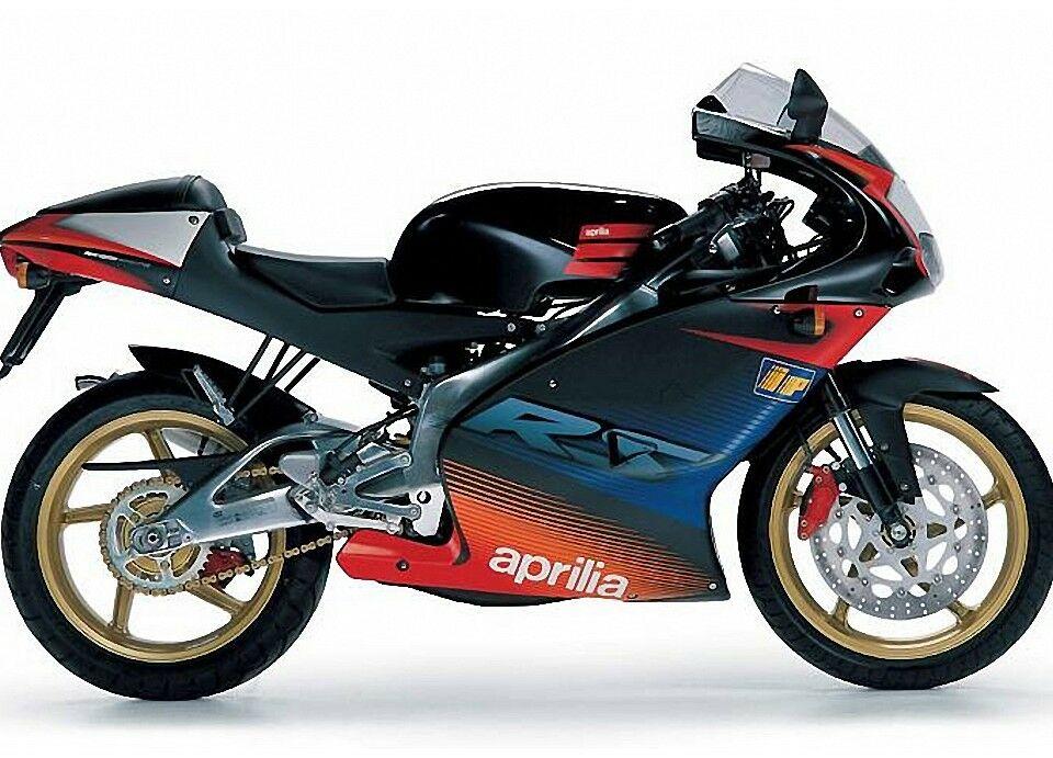 Best Beginner Sports Bikes, Aprilia RS 125