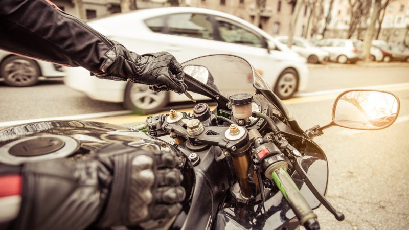 Always Do These Six Quick Checks Before Riding A Motorcycle