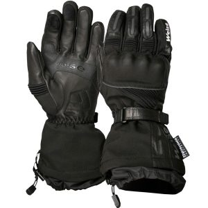 Best cold weather riding gloves, Weise Montana warm motorcycle glove