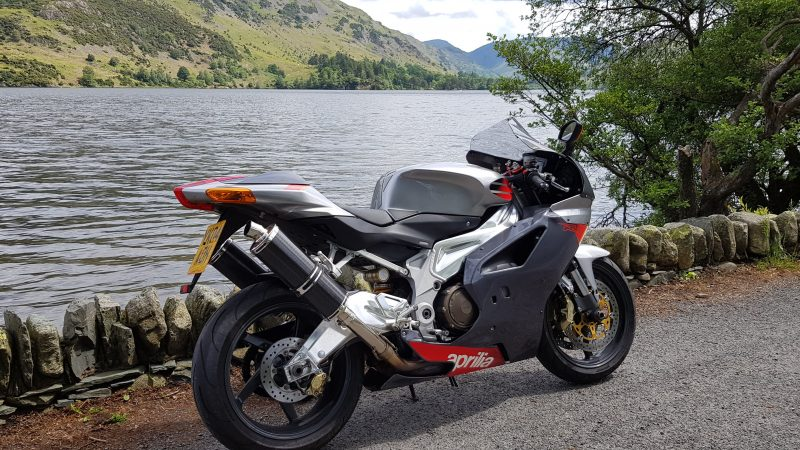 Used Bike Review: Aprilia RSV 1000R