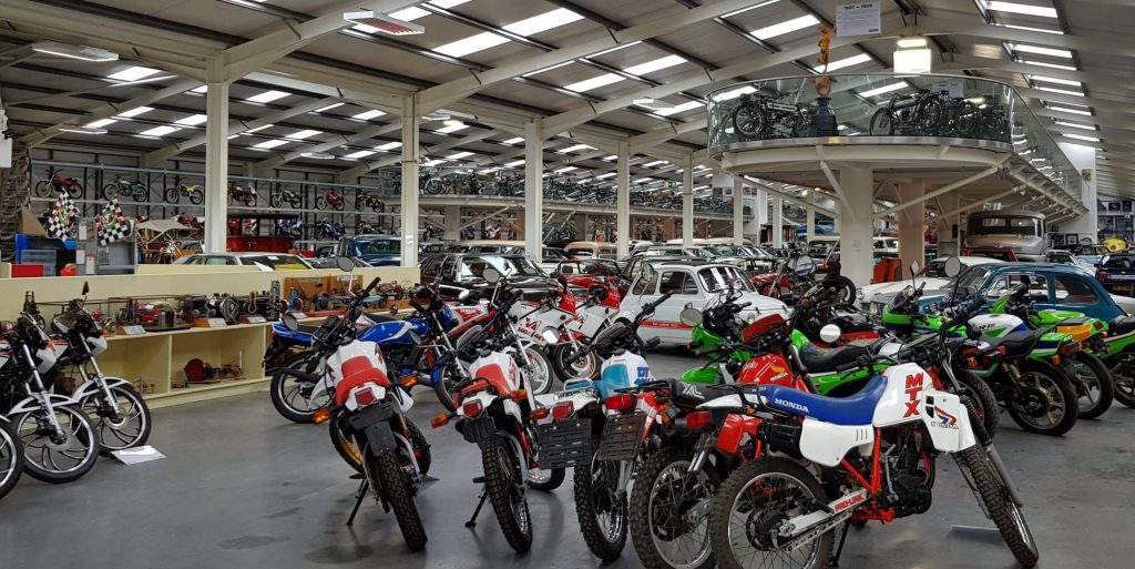 Isle of Man Motor Museum Ground Floor