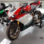 Ducati 1098 at Isle of Man Motor Museum