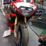 Aprilia RSV at Isle of Man Motor Museum