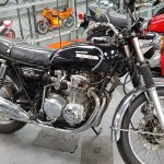 Honda 500 Four at Isle of Man Motor Museum