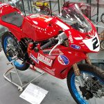 Ducati 88cc at Isle of Man Motor Museum