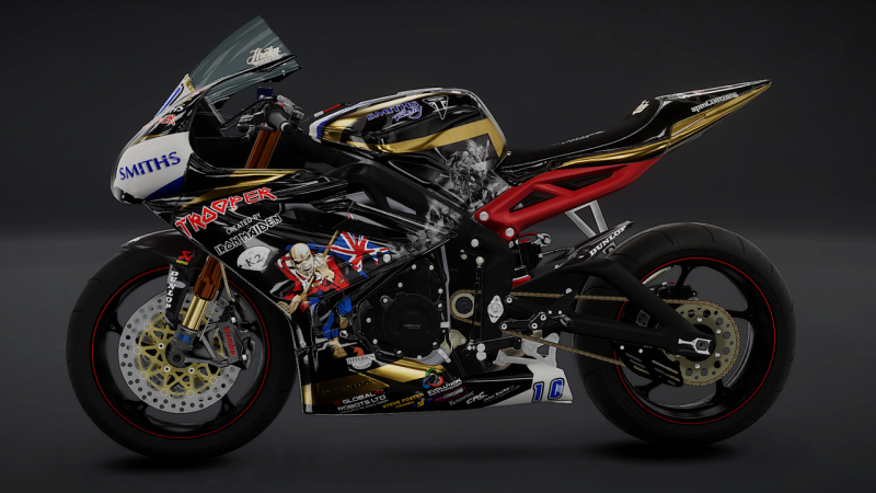Isle of Man TT 2: Ride on the Edge Review, Trooper Triumph