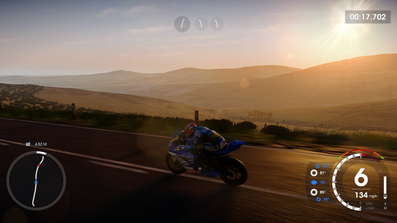 Isle of Man TT 2: Ride on the Edge Review, Lee Johnston, Mountain