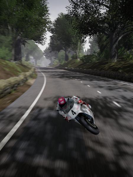 TT Isle of Man Ride on the edge 2, Classic Norton