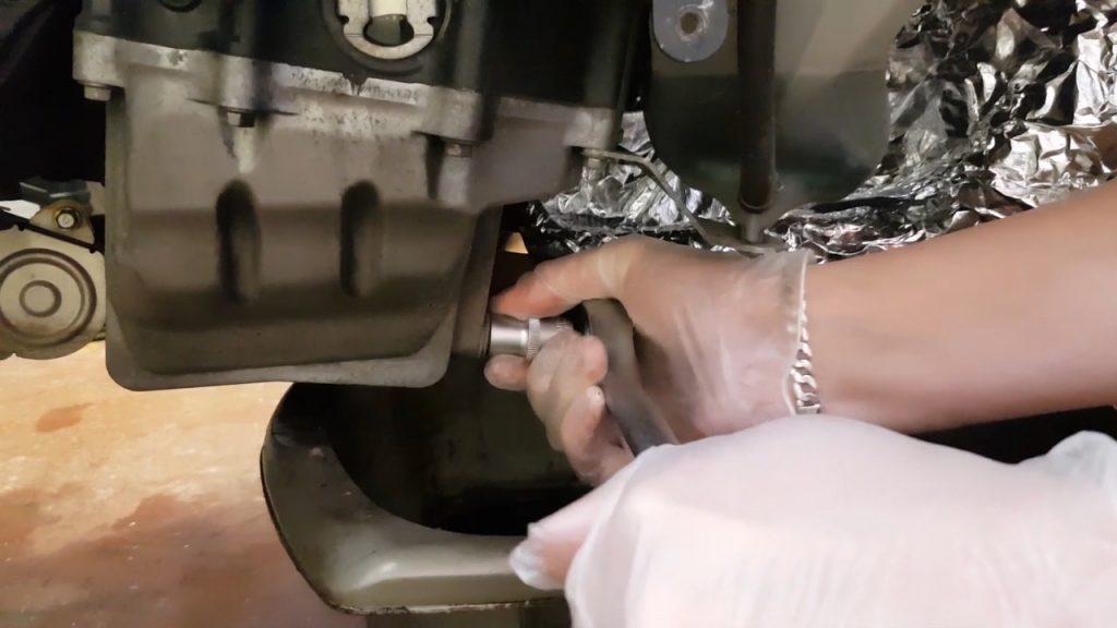 Honda CBR 600 RR Sump Plug