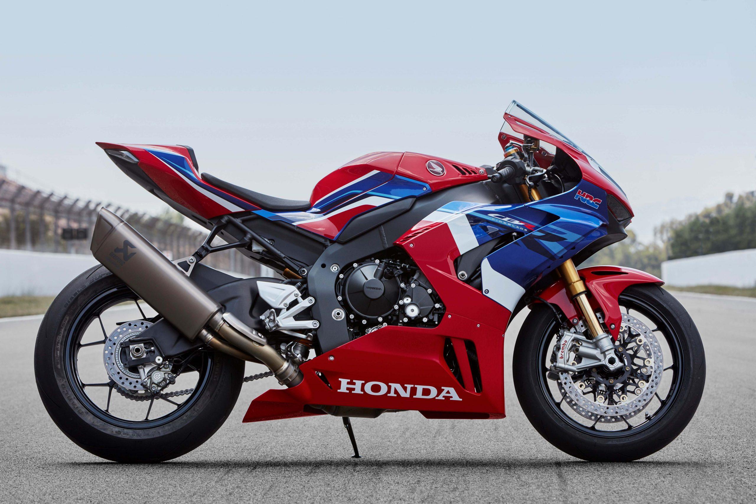 Are Honda secretly working on a new V4 superbike? 3