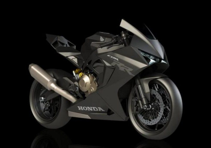 Are Honda secretly working on a new V4 superbike?