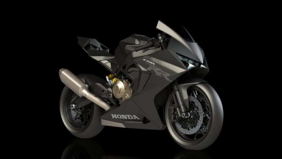 Are Honda secretly working on a new V4 superbike?