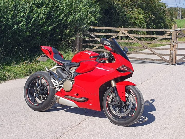 Used Bike Review: Ducati 1199 Panigale