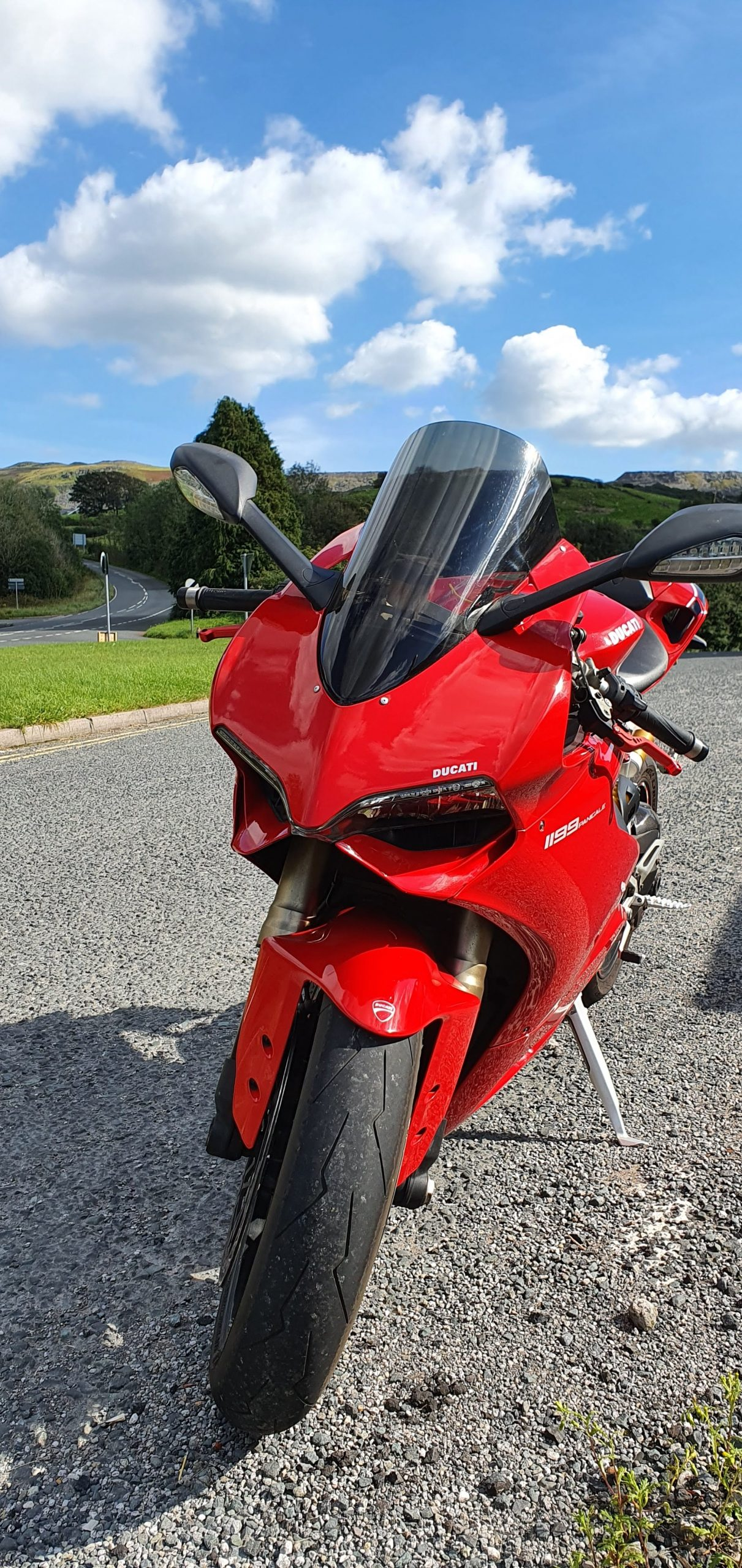 Ducati 1199 Panigale Review