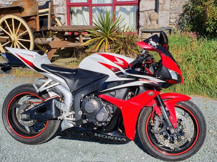 Used Bike Review: Honda CBR 600 RR (07-08)