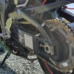 2008 Honda CBR 600 RR Review DID Chain