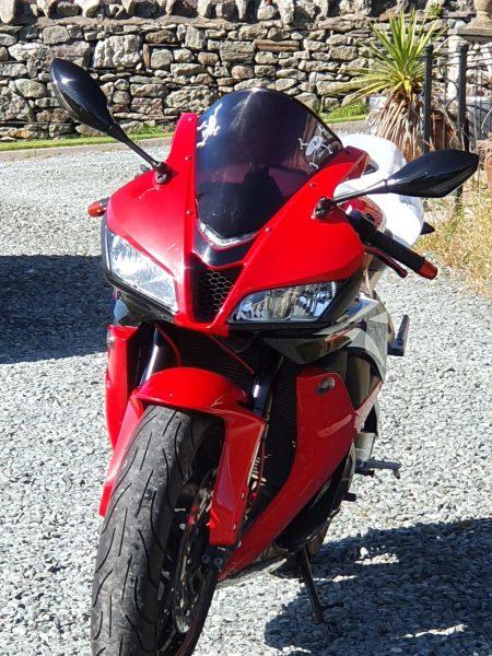 2008 Honda CBR 600 RR Review