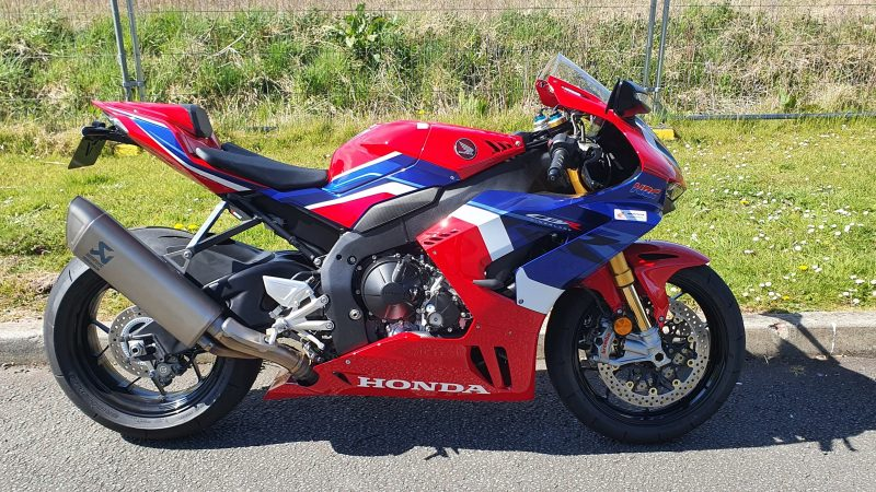 Bike Review: 2020 Honda Fireblade 1000 RR-R SP