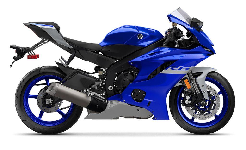 Discontinued Superbikes - Yamaha R6