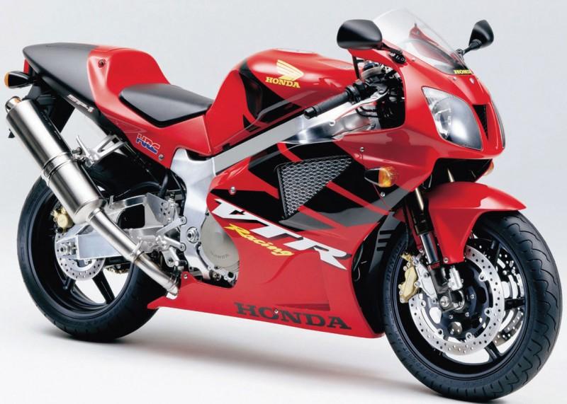 Discontinued Superbikes - Honda SP1