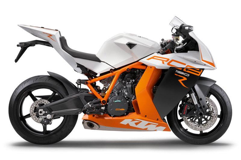 Discontinued Superbikes - KTM RC8