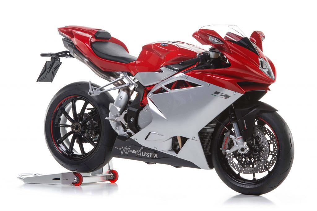 Discontinued Superbikes - MV Agusta F4