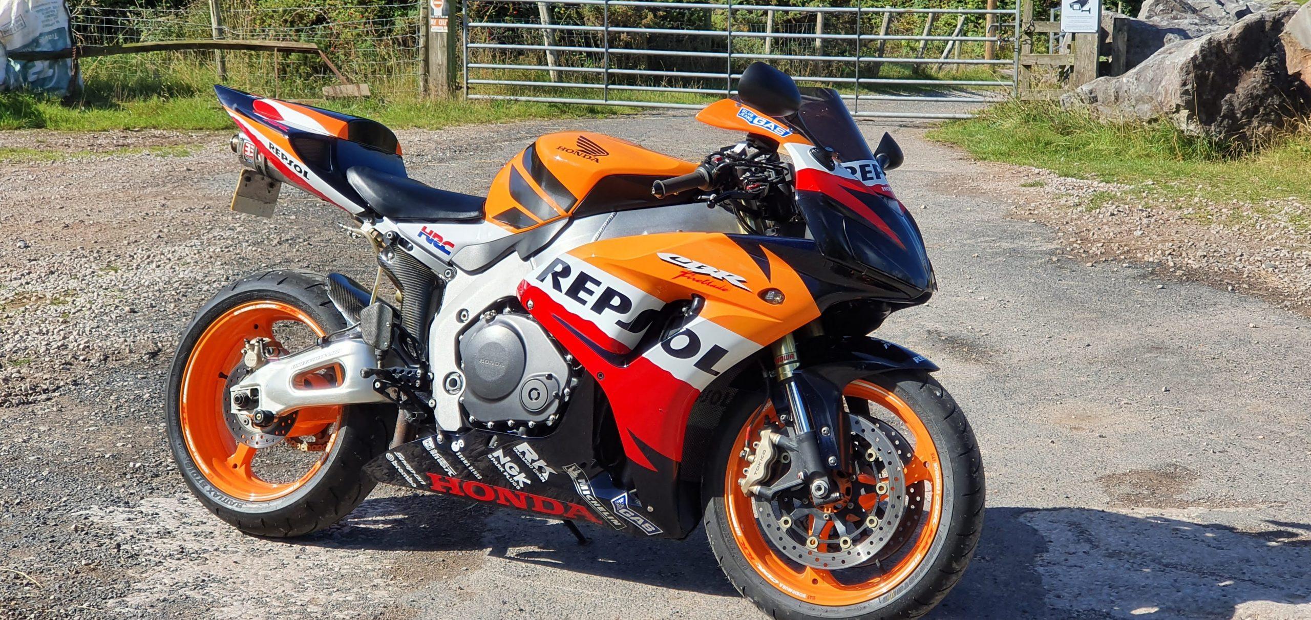 Used Bike Review: Honda Fireblade 1000RR (06-07)